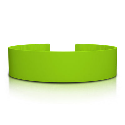 ROAD iD 19mm Replacement Band Lime Silicone Clasp