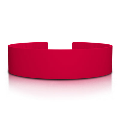 ROAD iD 19mm Replacement Band Red Silicone Clasp