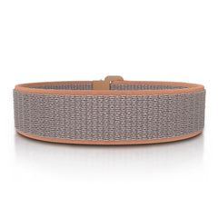 ROAD iD Bracelet 19mm Replacement Band Rose Gold on Cosmic Nylon Loop
