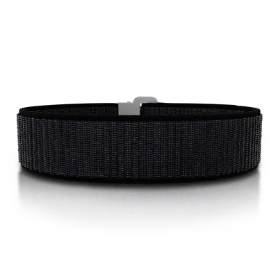 ROAD iD Bracelet 19mm Replacement Band Slate on Cosmic Nylon Loop
