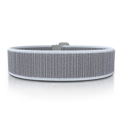 ROAD iD Bracelet 19mm Replacement Band Slate on Hazy Nylon Loop