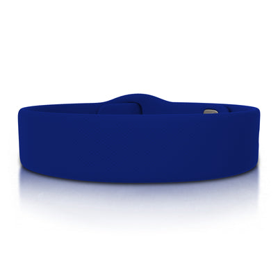 ROAD iD Replacement Band 19mm Blue Pin Tuck