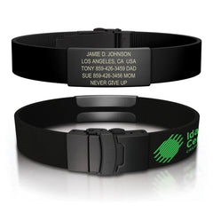 Idaho Central Credit Union 13mm WRIST ID
