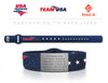 USA Triathlon Team USA Edition Pin-Tuck 19mm