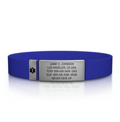 Medical ID Stretch 13mm Rugged