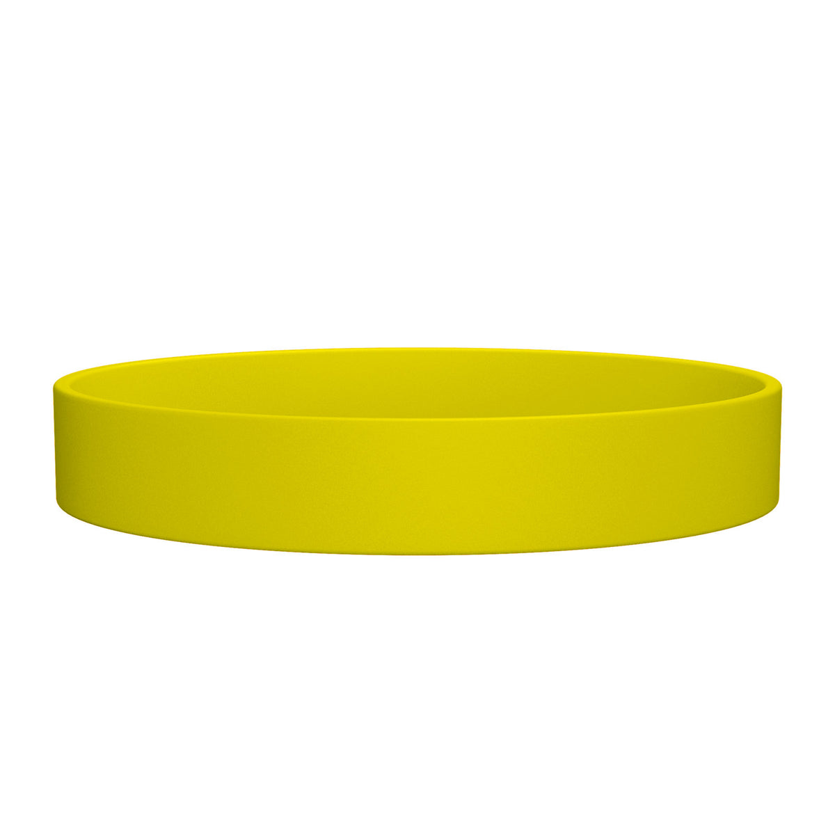 ROAD iD Wrist iD Replacement Stretch Band Yellow