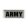 13mm Slate Army Badge for ROAD iD