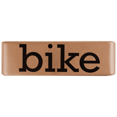 19mm Rose Gold Bike Badge for ROAD iD