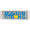 19mm Slate Boston Strong Badge for ROAD iD