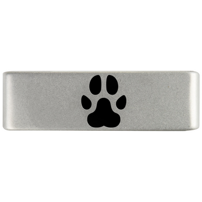 19mm Slate Paw Badge for ROAD iD