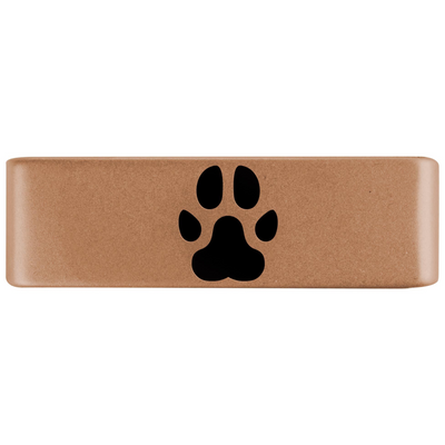 19mm Rose Gold Paw Badge for ROAD iD