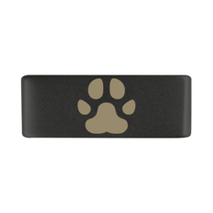 13mm Graphite Paw Badge for ROAD iD