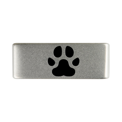 13mm Slate Paw Badge for ROAD iD