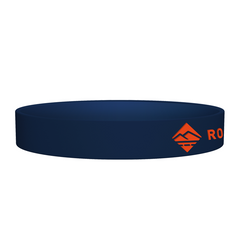 ROAD iD 13mm Replacement Band Blue Stretch