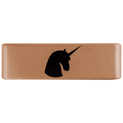19mm Rose Gold Unicorn Badge for ROAD iD
