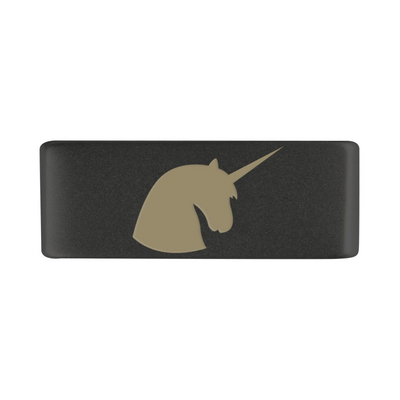 13mm Graphite Unicorn Badge for ROAD iD