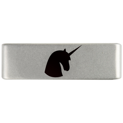 19mm Slate Unicorn Badge for ROAD iD