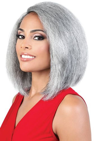 Salt and Pepper Wigs for Black Women