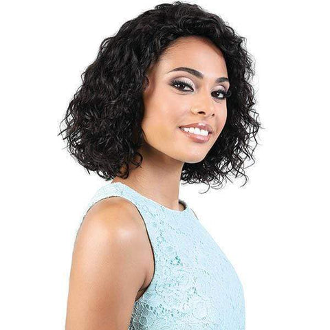 Short Human Hair Curly Wig | Wigs for Black Women