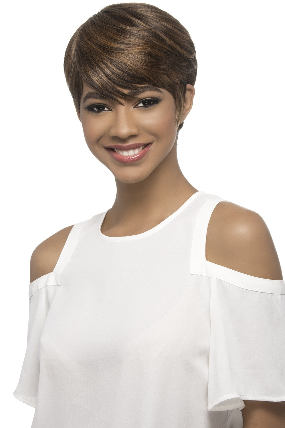 Short Synthetic Wigs for Black Women