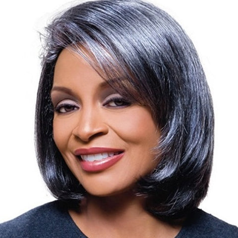 African american wigs for seniors