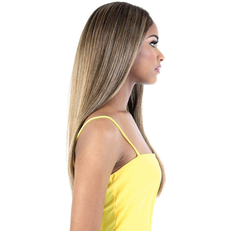 LDP-Cyrus - Long Length Straight Synthetic Wig | Motown Tress