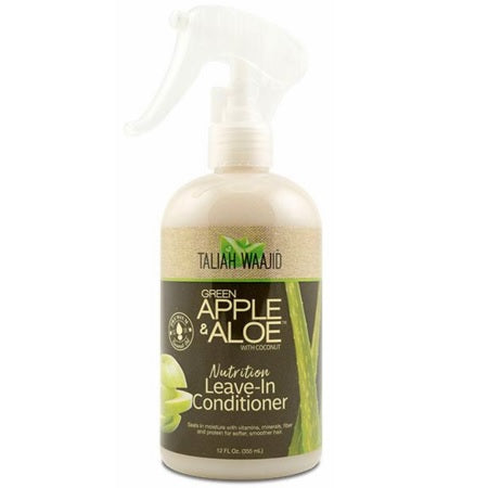 Green Apple and Aloe Leave-in Conditioner 12oz | Taliah Waajid
