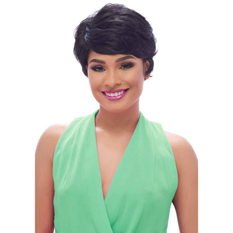 short High Quality Synthetic Wig