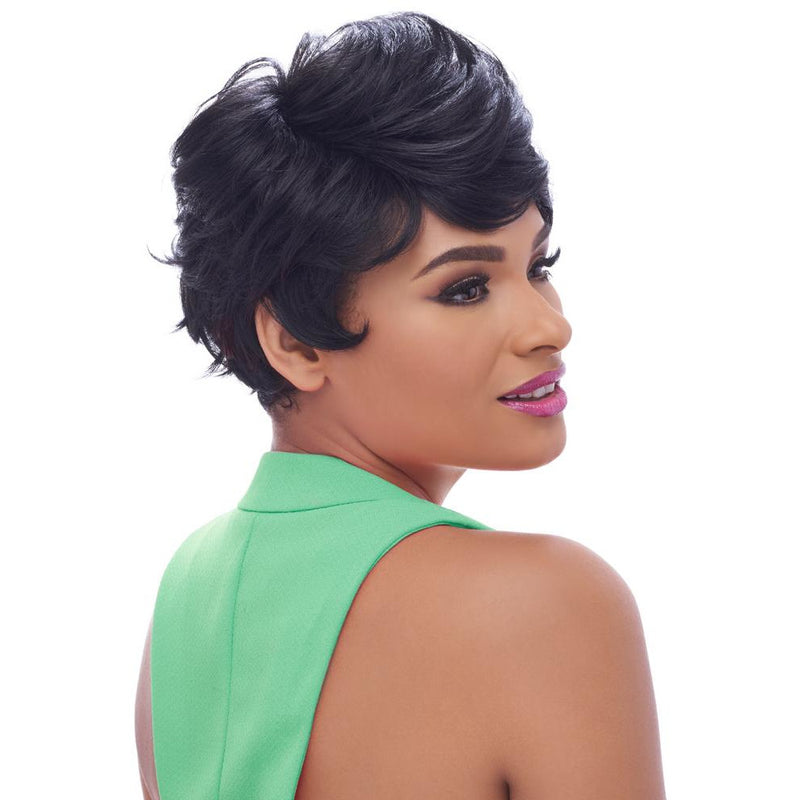 short High Quality Synthetic Wig go108