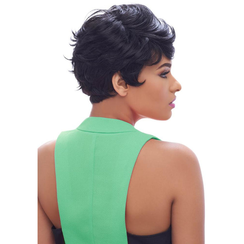 GO108 Short High Quality Synthetic Wig