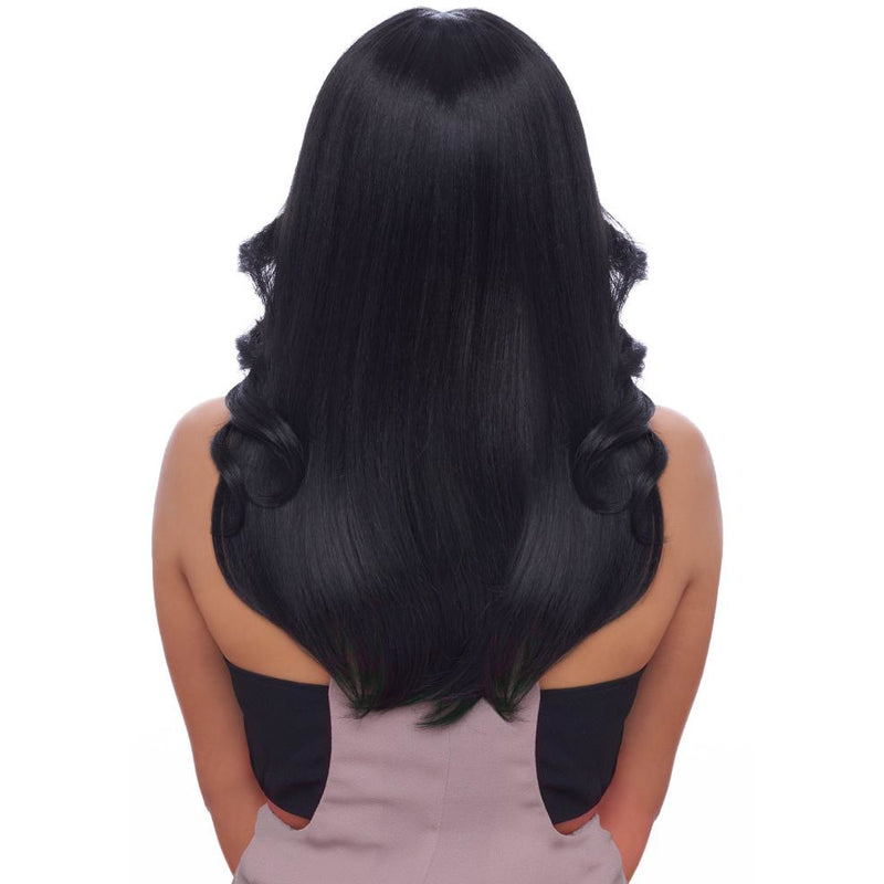GO118 Long High Quality Synthetic Wig