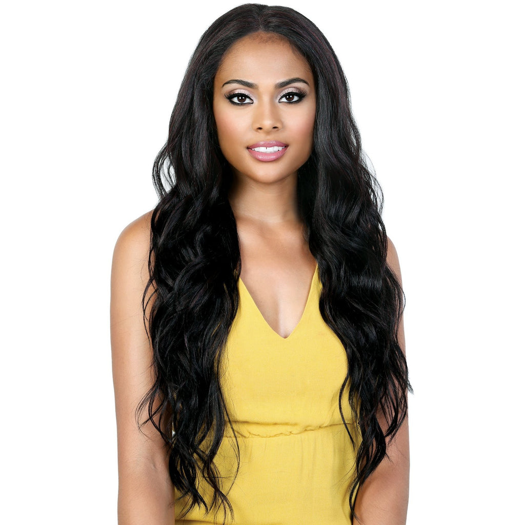 KLP.LYNX - Super Long Lace Deep Wave Synthetic Wig | Motown Tress
