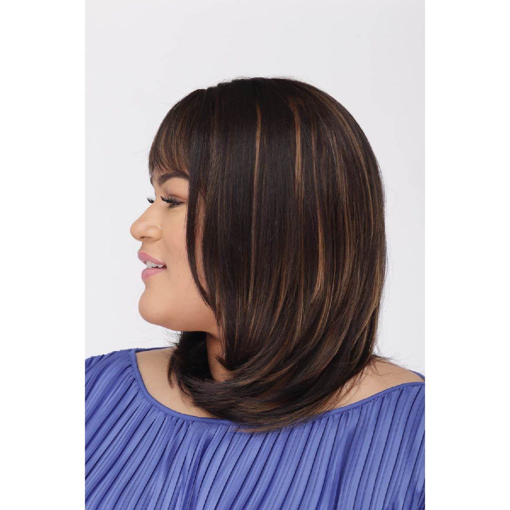 Petite wig for african american women