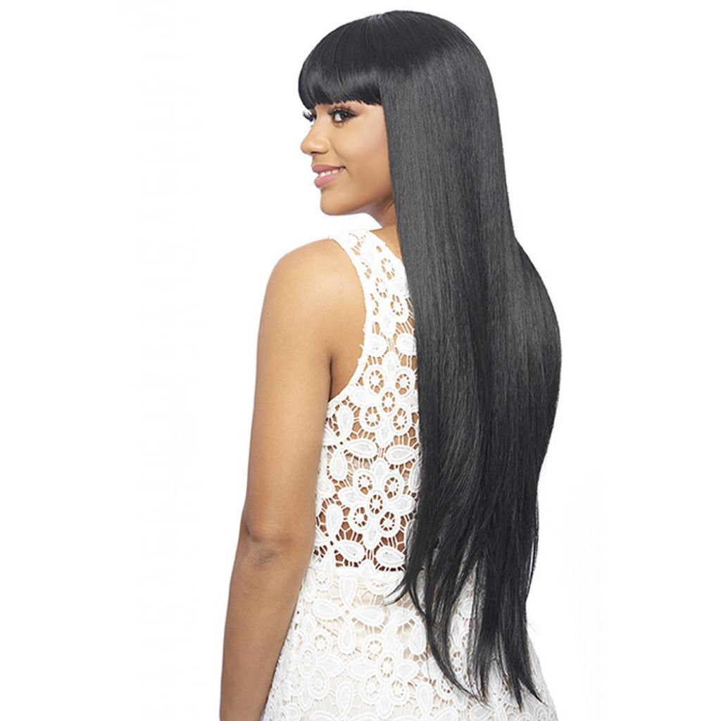 Natural Texture High Quality Synthetic Wigs