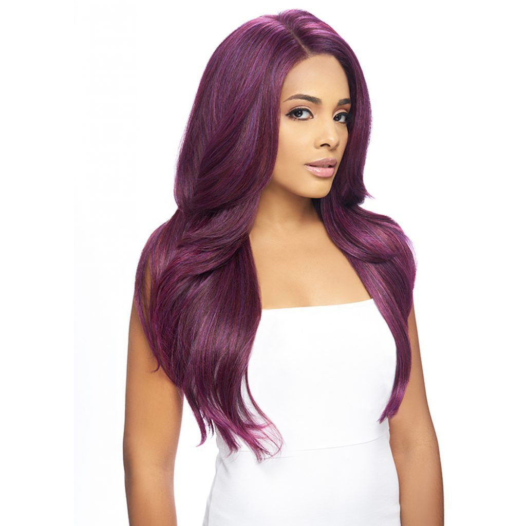 illusion hairline High Quality Synthetic Wigs