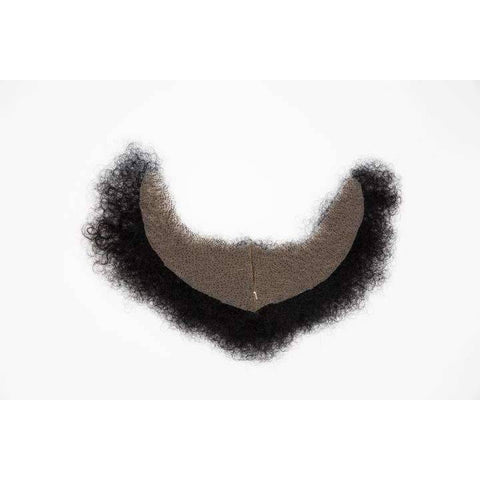 Image of Afro Kinky Beard Unit | Man Weave - African American Wigs