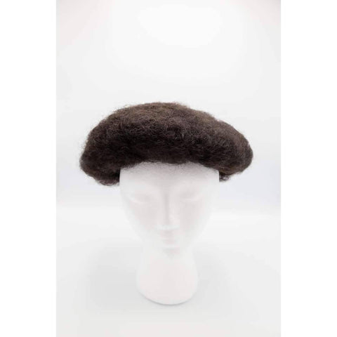 Image of Afro Kinky Man Toupee | Man Weave - African American Wigs
