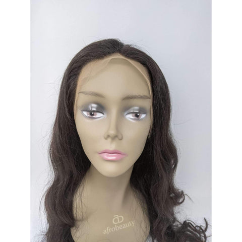 Image of Akeshia | Thin HD Lace Human Hair Wig  | Hairgoals Club - African American Wigs