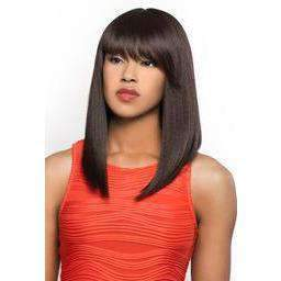 Image of Alexian |  Heat Friendly Synthetic Wig (Traditional Cap) - African American Wigs