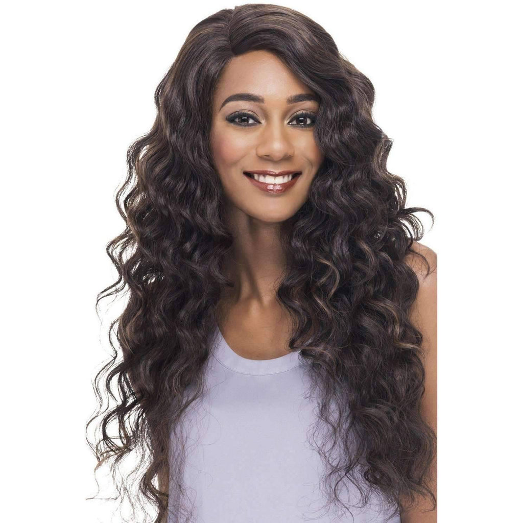 ANTIQUE | Synthetic Heat Resistant Fiber Wig (Lace Front Traditional Cap) - African American Wigs
