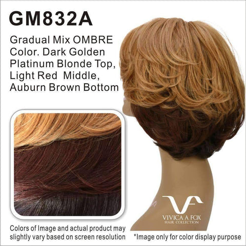 Image of Bobbi | Heat Friendly Synthetic Wig (Traditional Cap) - African American Wigs