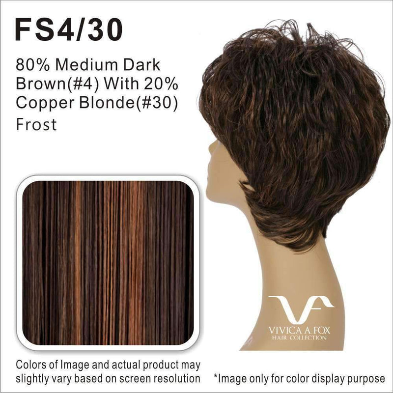 BPB-BONA | Heat Friendly Synthetic Bang & Bun (Honeycomb Base) - African American Wigs