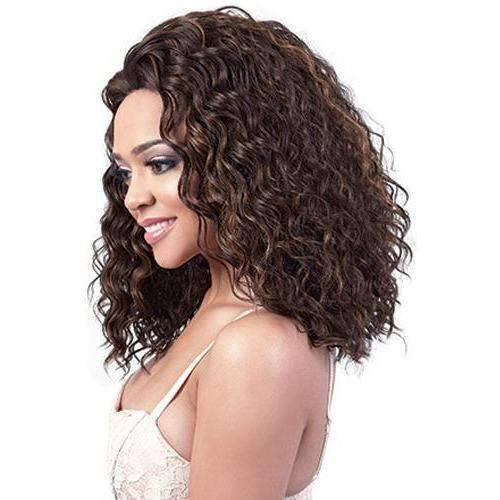 CAPREE-Motown Tress Lace Front Synthetic Wig - African American Wigs