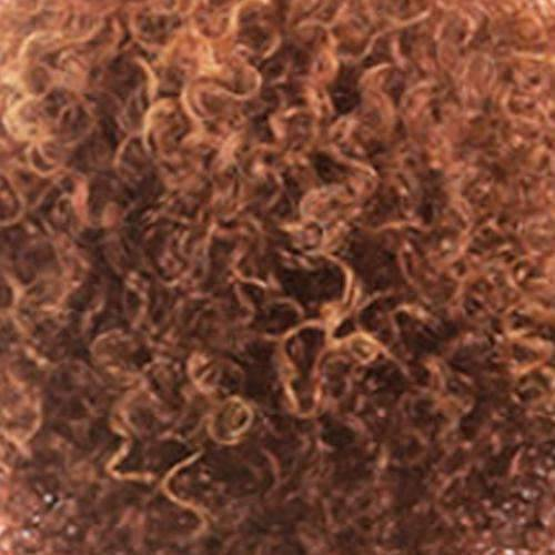 Chante - Short Length Curly Synthetic Wig | Motown Tress | African American Wigs - African American Wigs