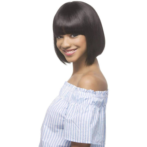 Image of COCO Remi Human Hair Wig Vivica Fox - African American Wigs