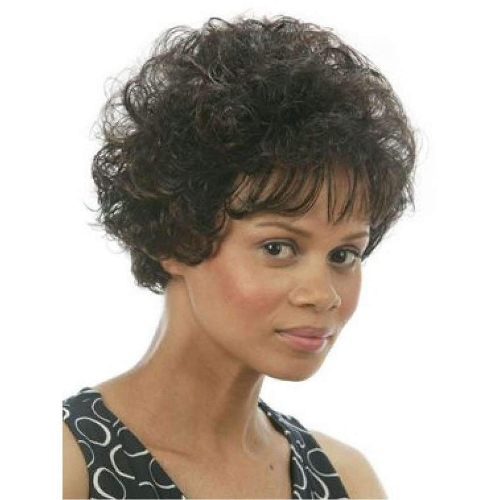 DANTE MOTOWN TRESS SYNTHETIC WIG Color 1B - African American Wigs