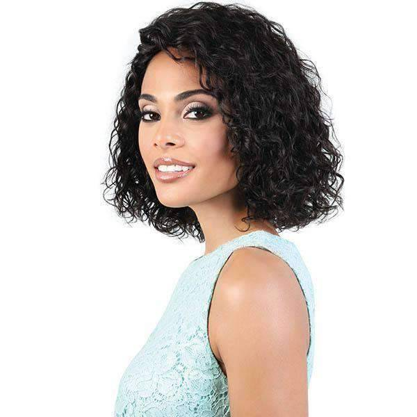 Dayton-Wavy 100% Persian Remy Human Hair Wig Motown Tress - African American Wigs