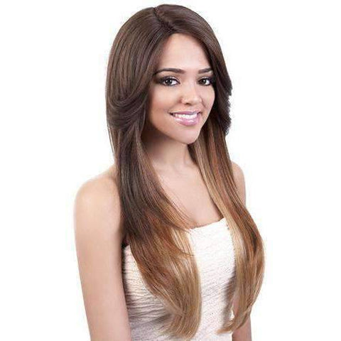 Image of DP. Noa - Long Length Straight Synthetic Wig | Motown Tress | African American Wigs - African American Wigs
