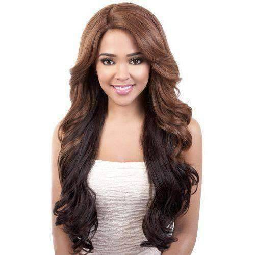 DP. PAULA | Heat Friendly Synthetic Wig (Lace Front Traditional Cap) - African American Wigs