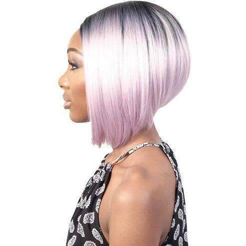 DP. Smoky - Medium Length Straight Synthetic Wig | Motown Tress | African American Wigs - African American Wigs